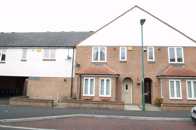 Thumbnail Terraced house to rent in Rosemary Close, Consett