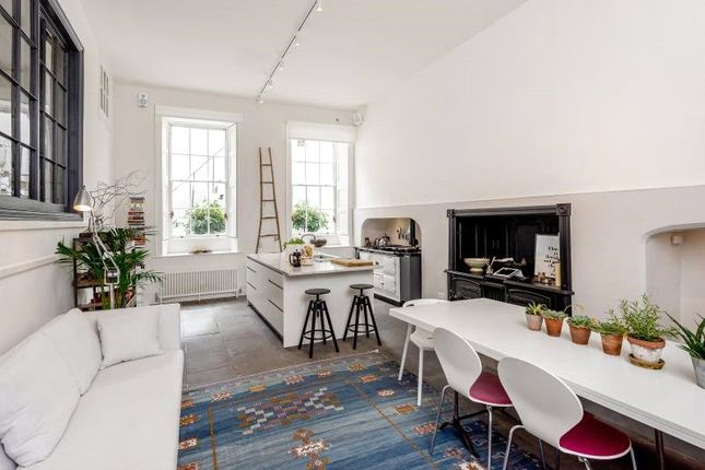 Thumbnail Terraced house to rent in Marlborough Buildings, Bath, Somerset