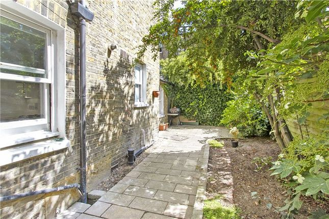 Garden of Oxberry Avenue, London SW6