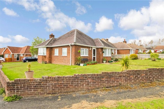 Thumbnail Detached bungalow for sale in Broadmead Road, Nursling, Southampton, Hampshire