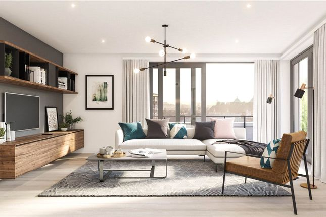 2 bed flat for sale in Flat 2, 134-132 Tooting High Street, London SW17