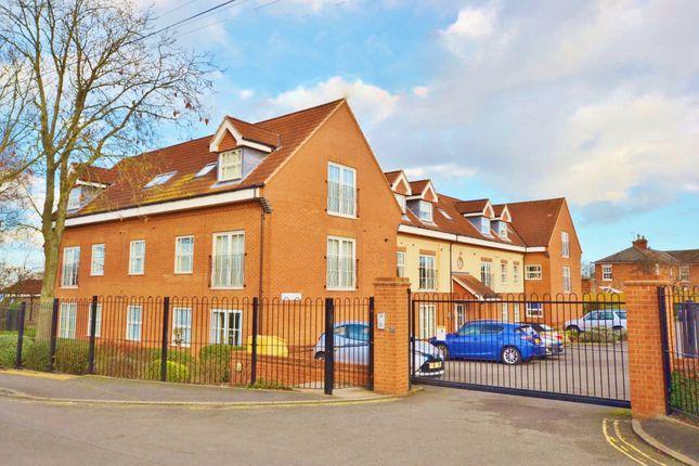Thumbnail Flat to rent in Green Court, Moor Lane, Bingham