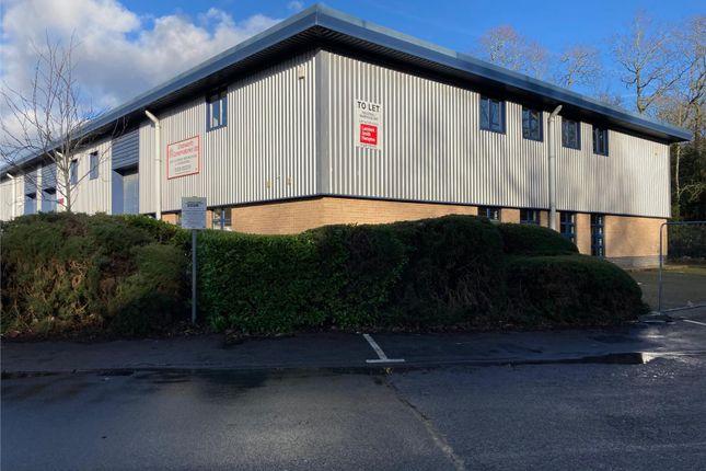 Warehouse to let in Fort Fareham Industrial Site, Fareham