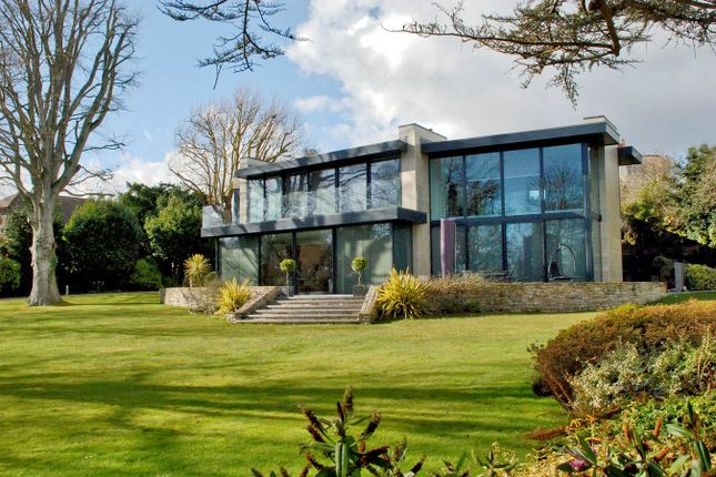 Thumbnail Detached house for sale in Grove Road, Lymington