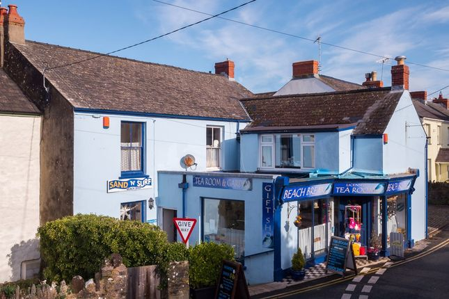 Thumbnail Restaurant/cafe for sale in Manorbier, Tenby