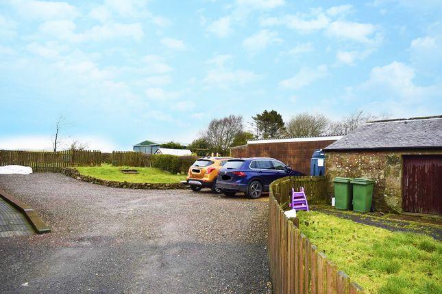 Parking (Copy) of Douglas House, Eaglesfield, Dumfries & Galloway DG11