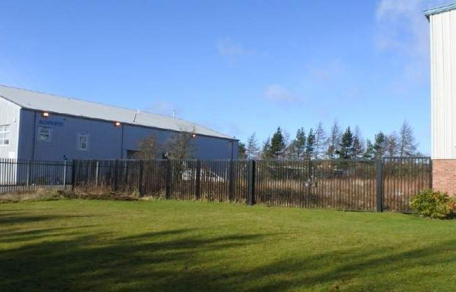 Thumbnail Land for sale in Caputhall Road, Deans Industrial Estate, Livingston, West Lothian