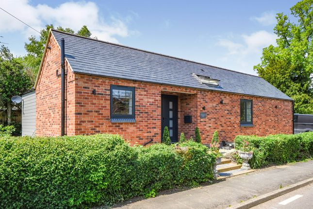 Thumbnail Detached bungalow for sale in High Street, Brant Broughton, Lincoln