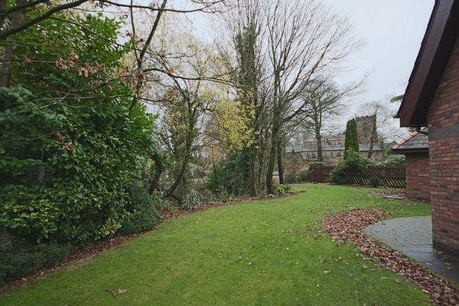 Rear Garden of Castle Walk, Penwortham, Preston PR1