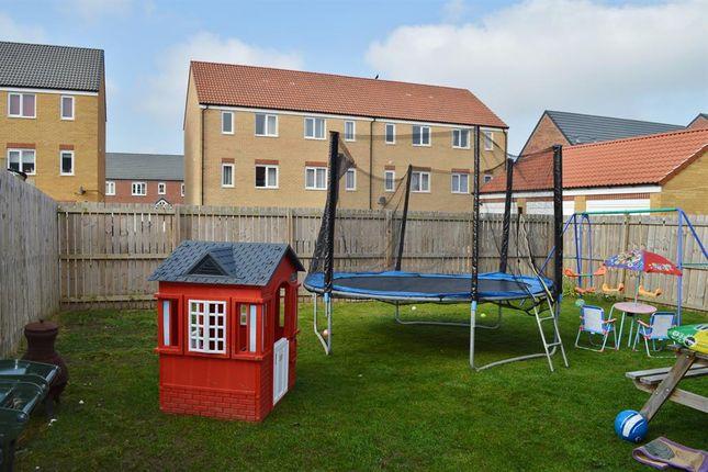 Rear Garden of Scholars Rise, Middlesbrough TS4
