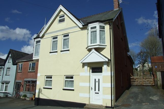 Thumbnail Detached house for sale in Irfon Terrace, Llanwrtyd Wells