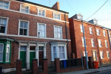Thumbnail Flat to rent in West Street, Leicester