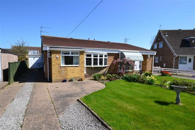 Thumbnail Bungalow for sale in Quebec Drive, Cottingham, East Riding Of Yorkshire