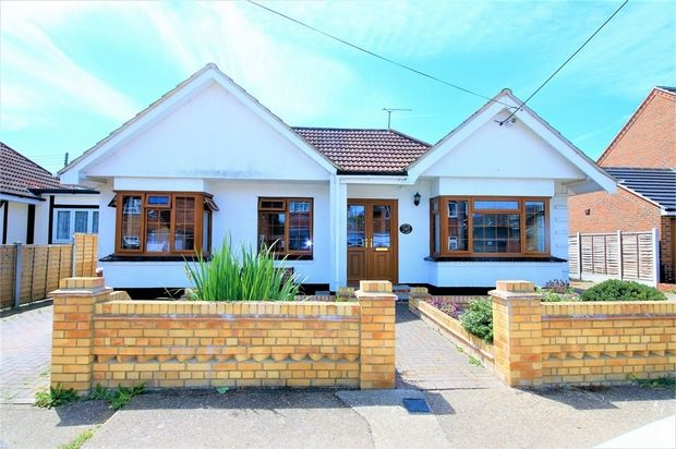 Thumbnail Property for sale in Grafton Road, Canvey Island, Essex