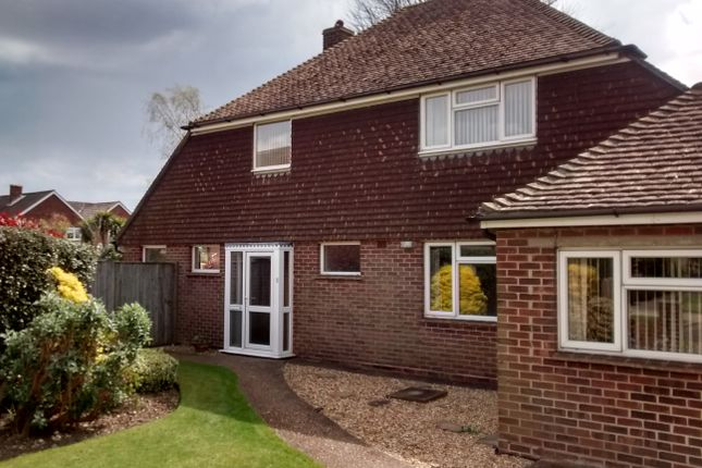 Thumbnail Detached house to rent in Rectory Close, Alverstoke Gosport