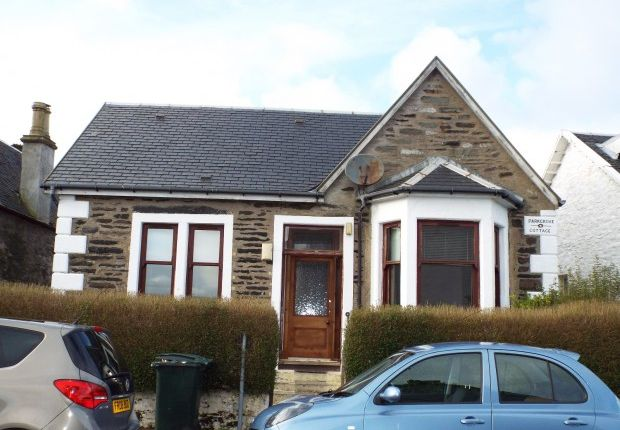Thumbnail Cottage to rent in Parkgrove Pilot Street, Dunoon PA23,
