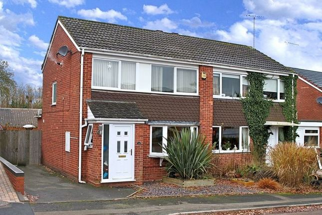 Thumbnail Semi-detached house to rent in Caynham Close, Winyates West, Redditch