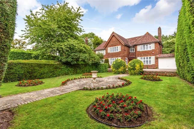 Thumbnail Detached house for sale in Brockley Hill, Stanmore, Middlesex