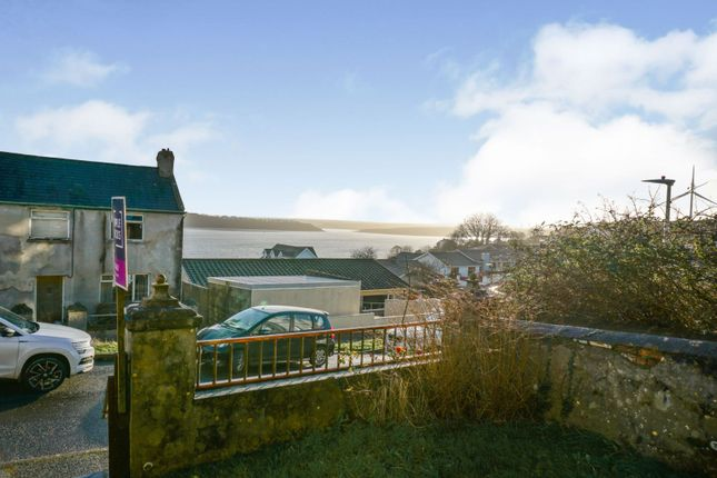 3 bed end terrace house for sale in Hazelbank, Milford Haven SA73