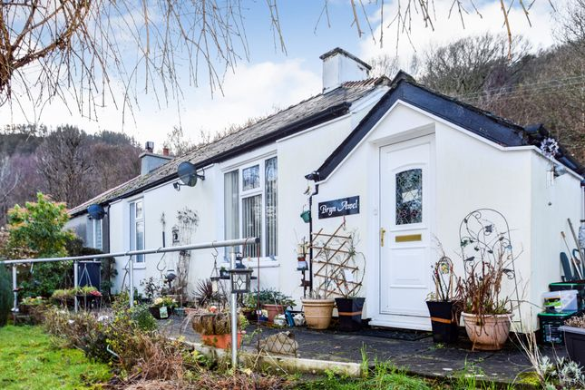 Thumbnail Semi-detached bungalow for sale in Conway Road, Dolgarrog, Conwy