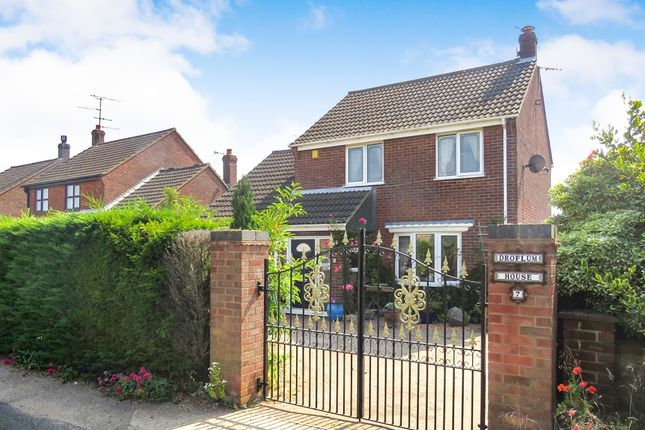 Thumbnail Detached house for sale in Tattersett Road, Syderstone, King's Lynn