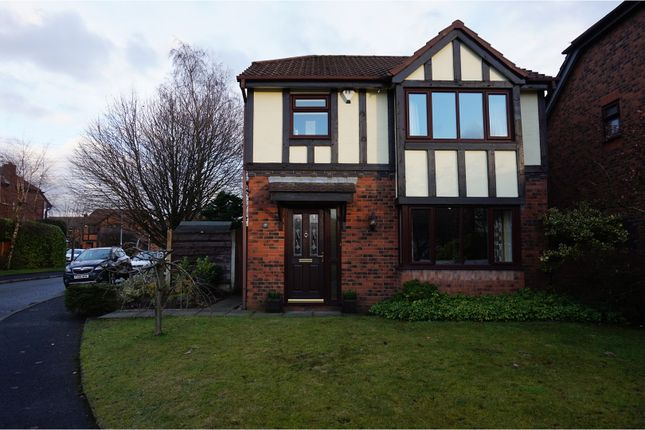 3 bed detached house for sale in Donnington Road, Radcliffe