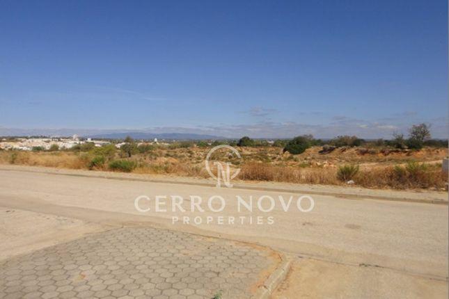 Thumbnail Land for sale in Pêra, Algarve, Portugal