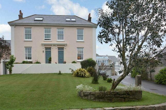 Thumbnail Semi-detached house for sale in Carnmarth, Carharrack, Redruth