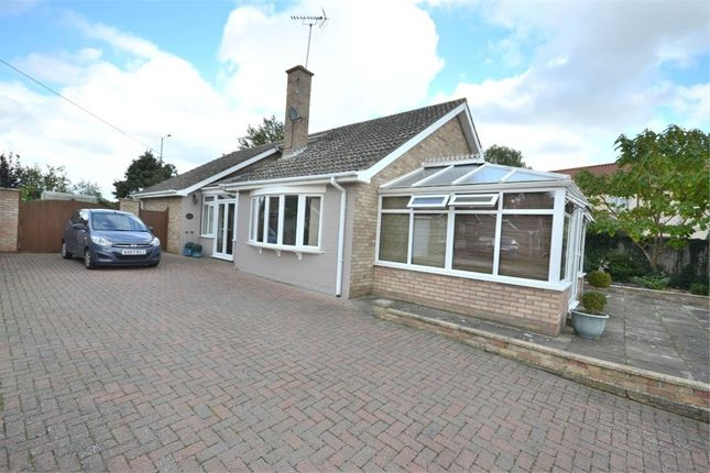 Thumbnail Detached bungalow for sale in Windermere Road, South Wootton, King's Lynn
