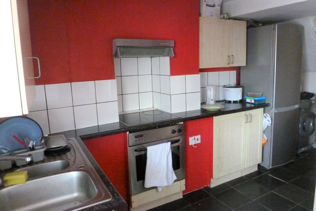 Thumbnail Terraced house for sale in Marina Terrace, Mutley, Plymouth
