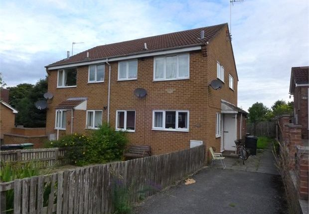 Thumbnail Property to rent in Chestnut Crescent, Catterick Garrison, North Yorkshire.