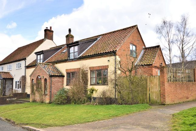 Thumbnail Semi-detached house for sale in The Street, Hockering, Dereham