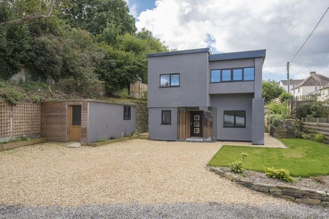 Thumbnail Detached house for sale in Daniell Road, Truro