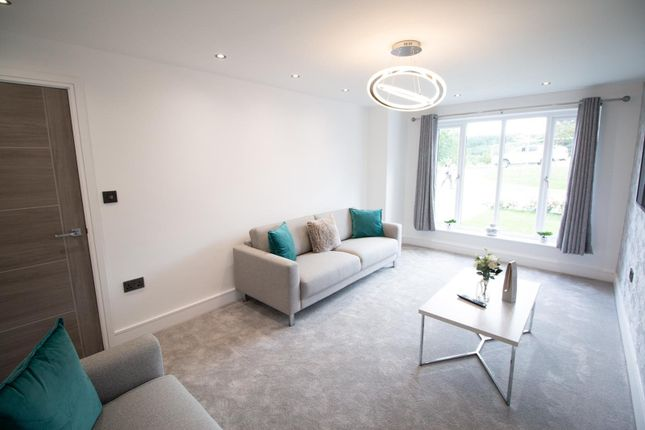 Living Room of Mere View, Astbury Mere, Congleton, Cheshire CW12