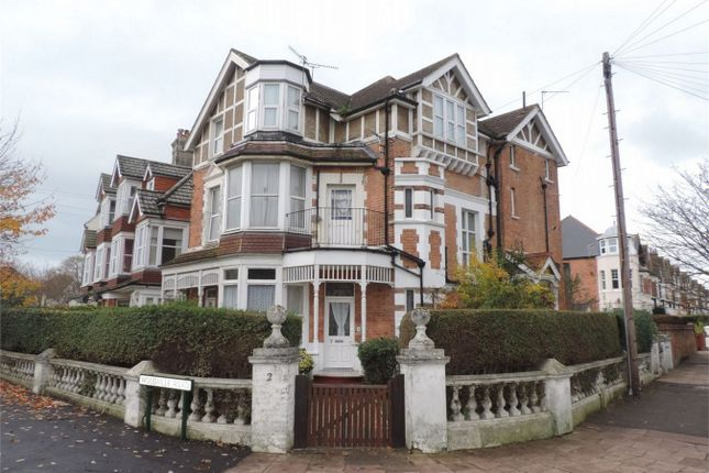 Thumbnail Flat for sale in Woodville Road, Bexhill On Sea, East Sussex