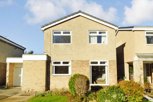 Thumbnail Detached house for sale in De Mowbray Way, Morpeth