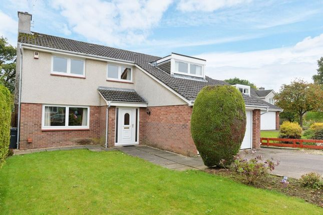 Thumbnail Detached house for sale in Newmills Crescent, Balerno