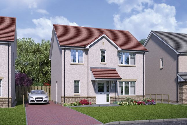 4 bedroom detached house for sale in The Lomond, Off Oakley Road, Saline, Dunfermline, Fife