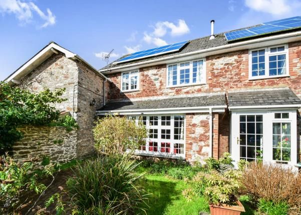Thumbnail Semi-detached house for sale in Kings Orchard, Totnes