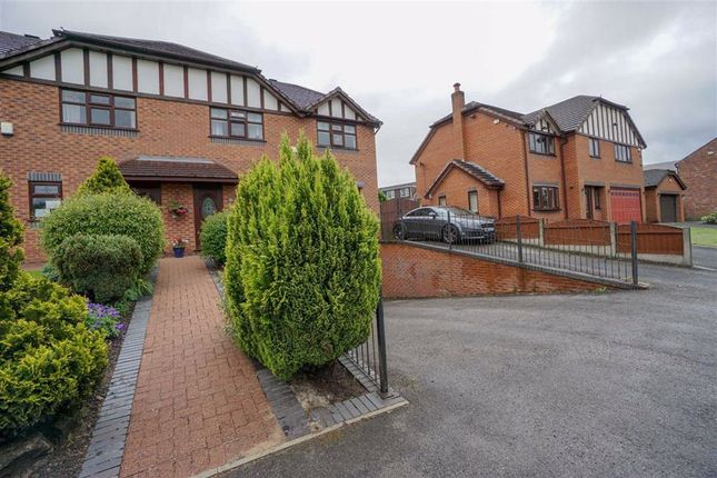 Thumbnail Semi-detached house for sale in Salford Road, Bolton