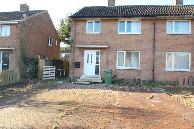 Thumbnail Semi-detached house to rent in Challoner Road, Yarm