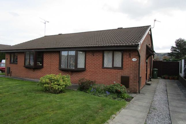Thumbnail Semi-detached bungalow to rent in Buckinghamshire Park Close, Shaw, Oldham