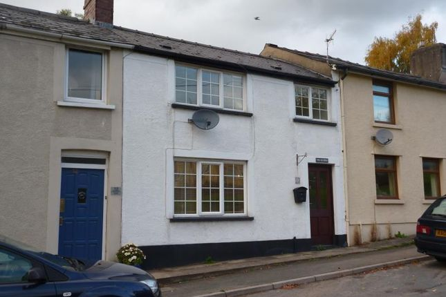 Thumbnail Terraced house to rent in 13 Llanbedr Road, Crickhowell, Powys