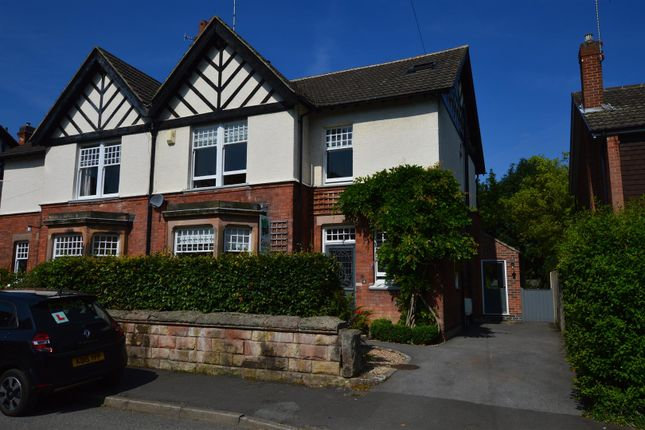 Thumbnail Semi-detached house to rent in Lime Avenue, Duffield, Belper