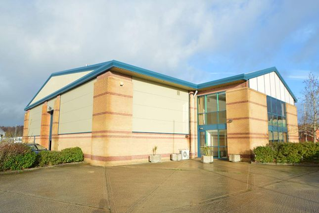 Thumbnail Warehouse to let in 1 Lindbergh Road, Wimborne