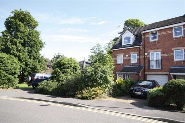 Thumbnail Terraced house to rent in Philip Larkin Close, Hull