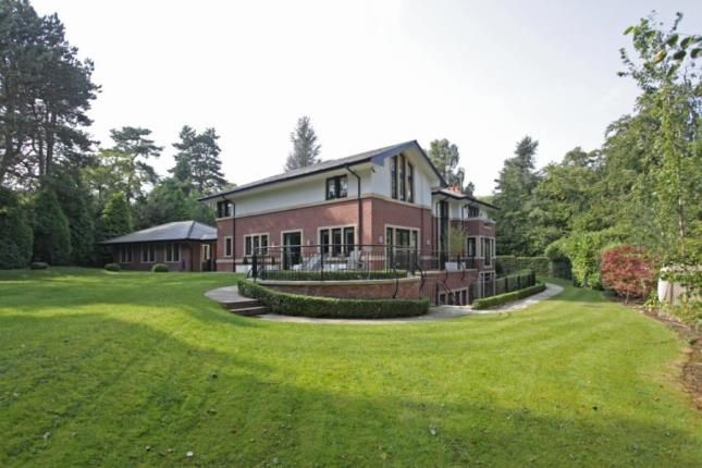 Thumbnail Property for sale in Castle Hill, Prestbury, Macclesfield, Cheshire