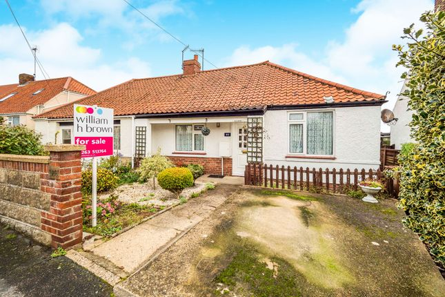 Thumbnail Semi-detached bungalow for sale in Howards Hill, Cromer