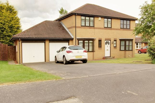 Thumbnail Detached house for sale in Ryder Court, Newton Aycliffe