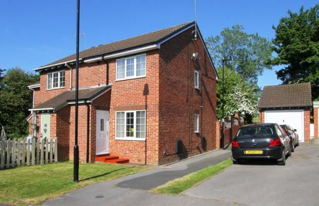 2 bed end terrace house for sale in Thorpe Drive, Waterthorpe, Sheffield, South Yorkshire